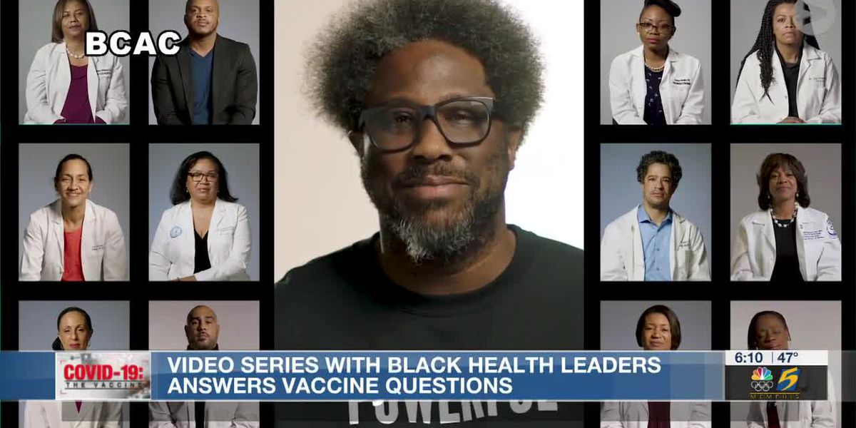 Video series with Black health leaders answer vaccine questions