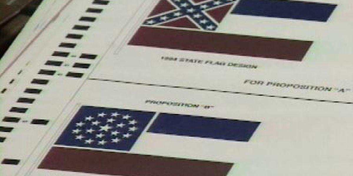 Remembering 2001: Voters choose to make current state flag official