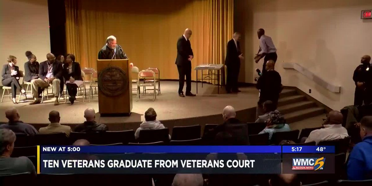 Veterans Court gives Shelby County veterans 2nd chance