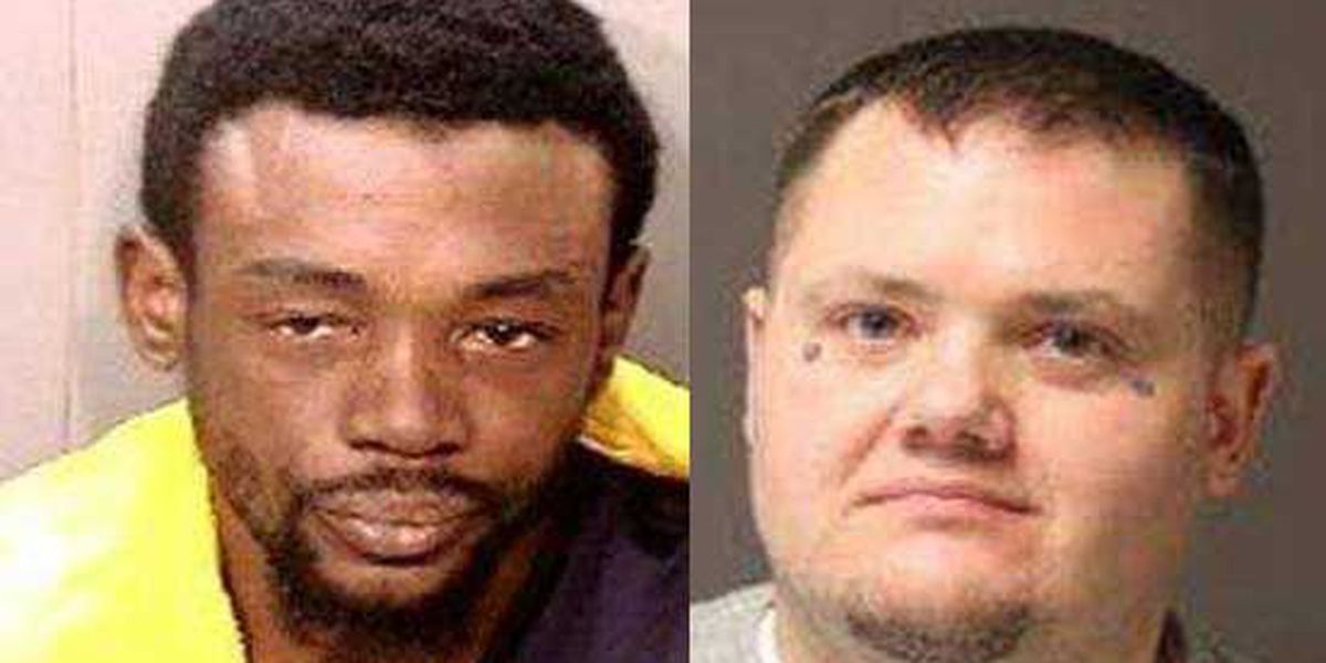 2 men arrested for breaking into firehouse, stealing from sleeping firefighters