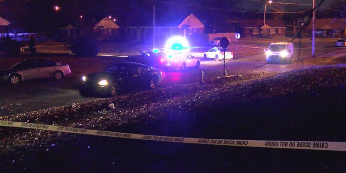 Man killed in North Memphis shooting