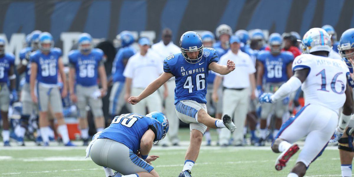 Former Tiger Jake Elliott signs with Eagles