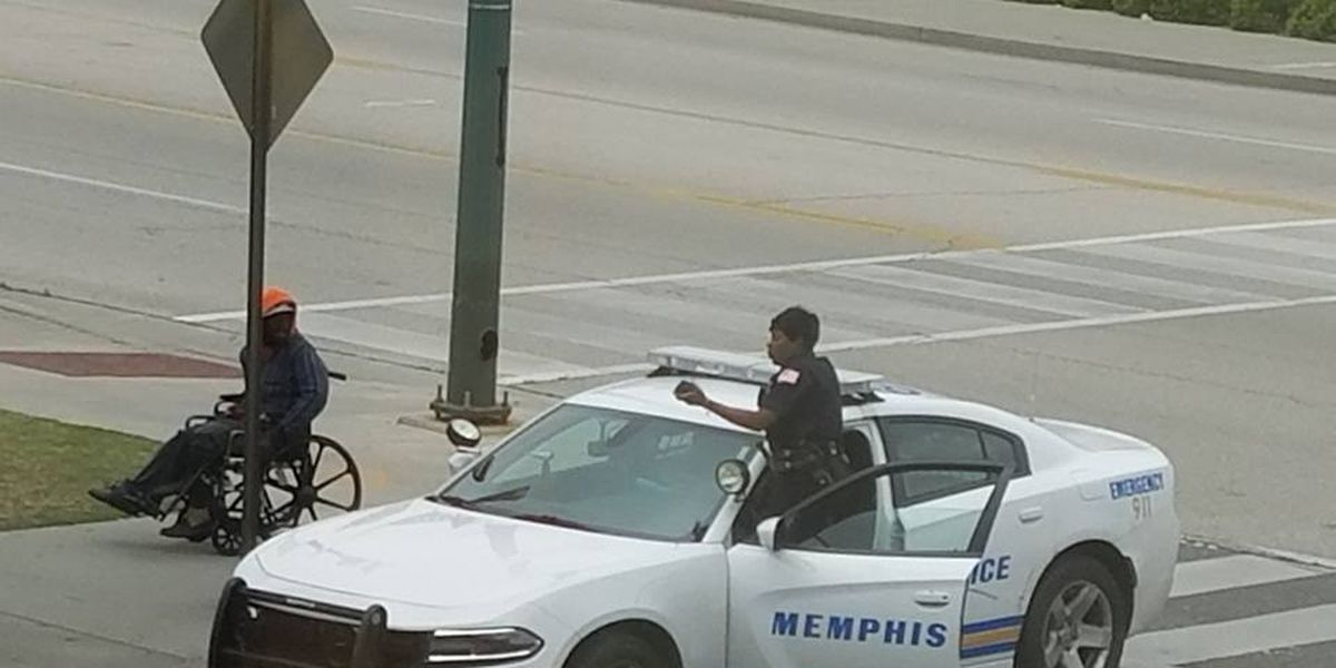 MPD officer caught going above and beyond to serve