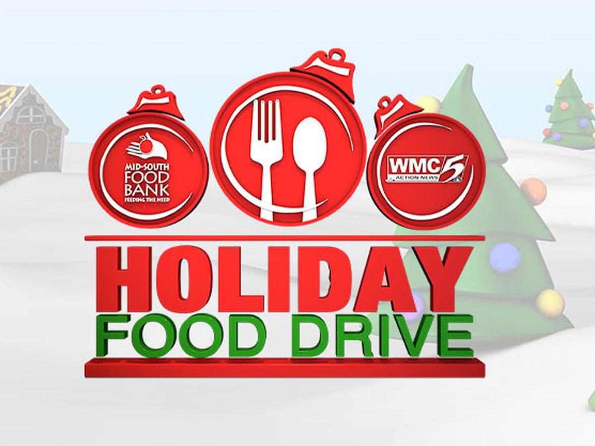 WMC Holiday Food Drive raises more than $132K for Mid-South Food Bank