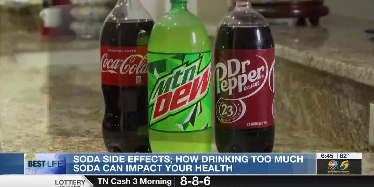 Best Life: The side effects of soda