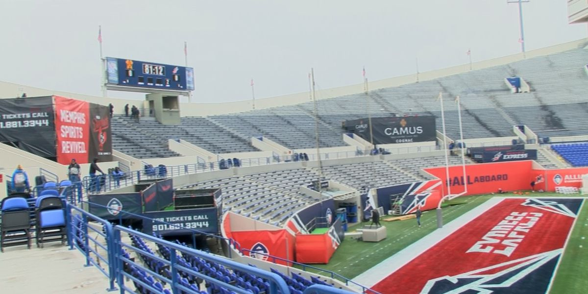 Memphis Express look to revolutionize fan experience at Liberty Bowl