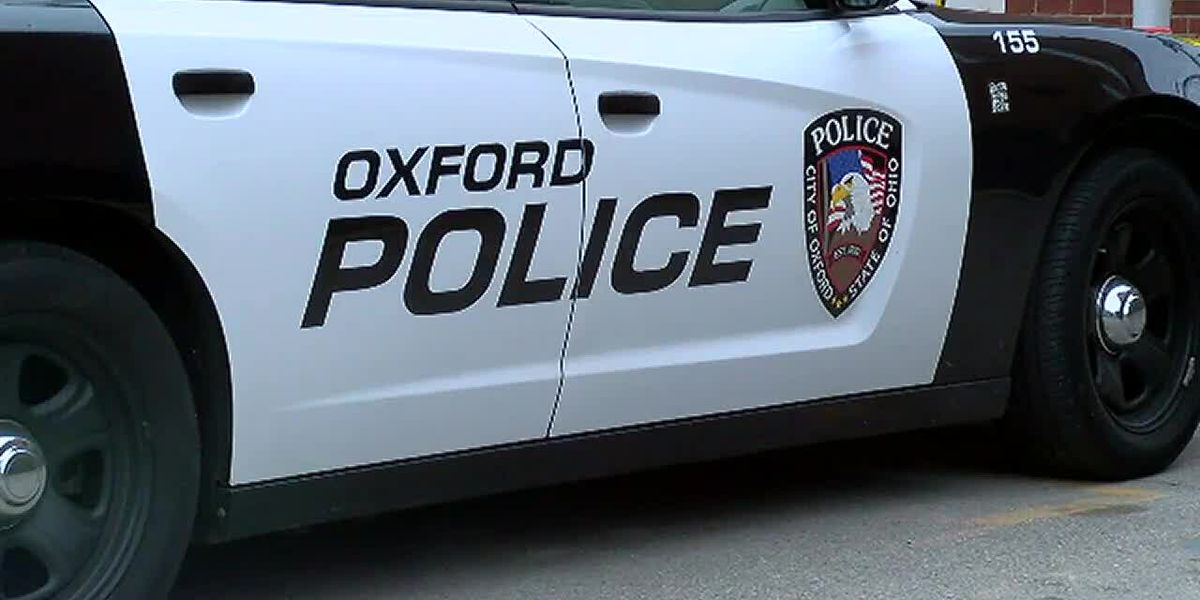 Oxford police trying to track down suspect who drove over snowy soccer fields