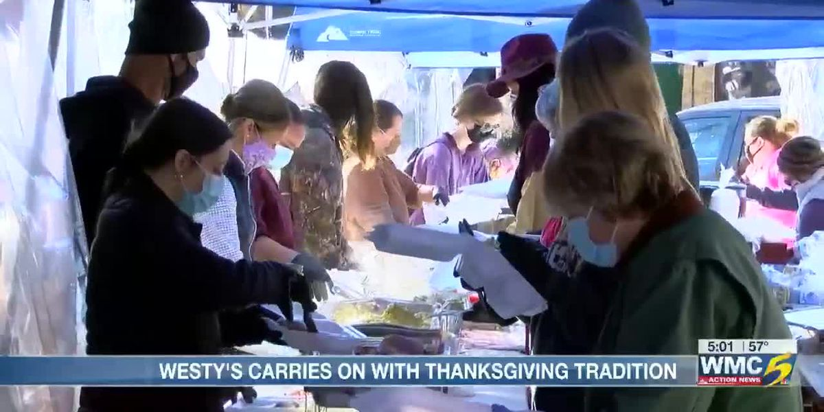 Westy's carries on with Thanksgiving tradition