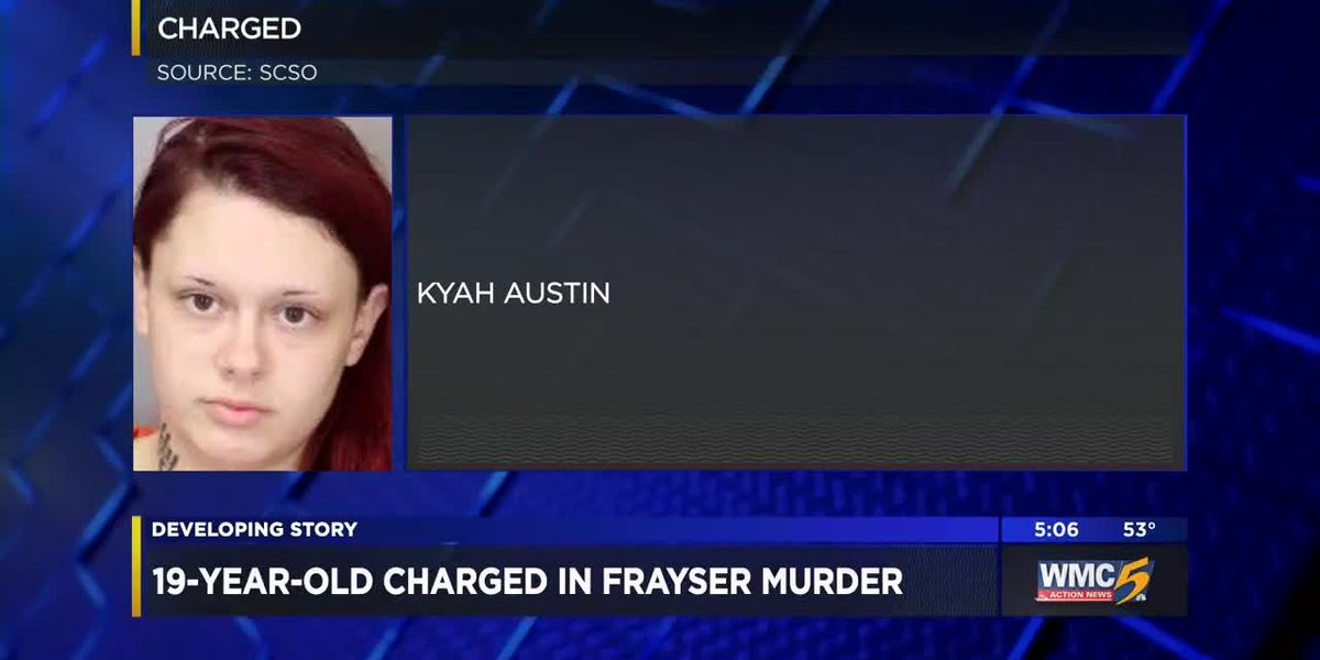 19-year-old charged with killing Frayser man
