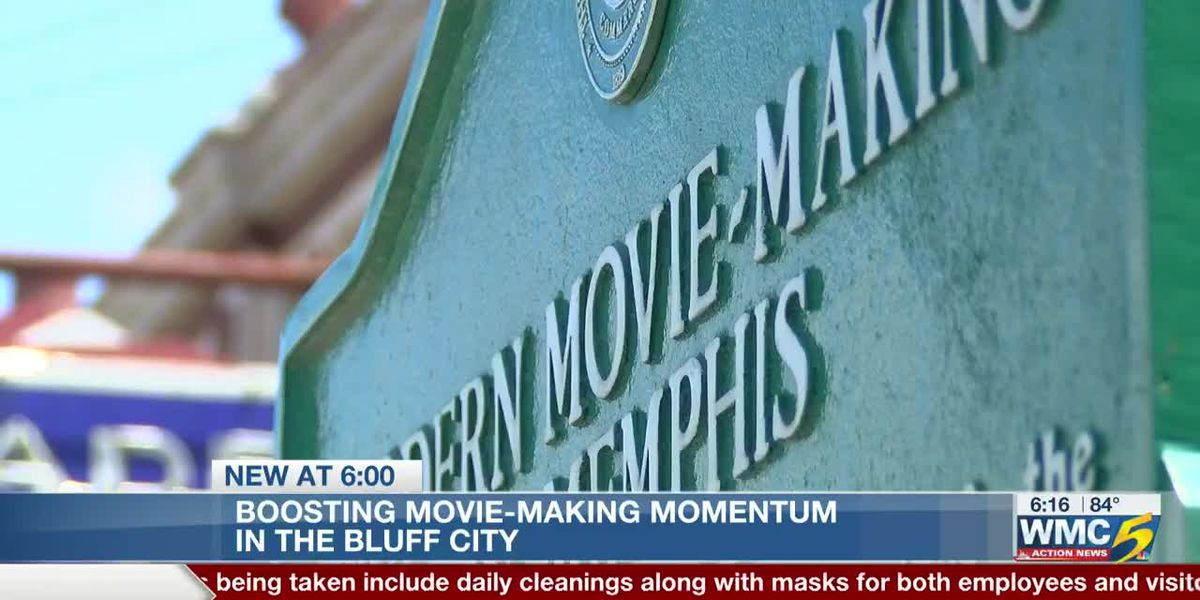 Boosting movie-making momentum in the Bluff City