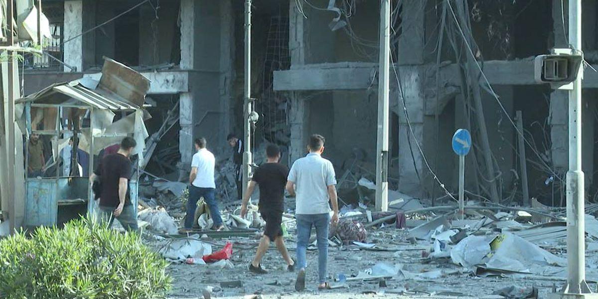 Israel steps up Gaza offensive, kills senior Hamas figures