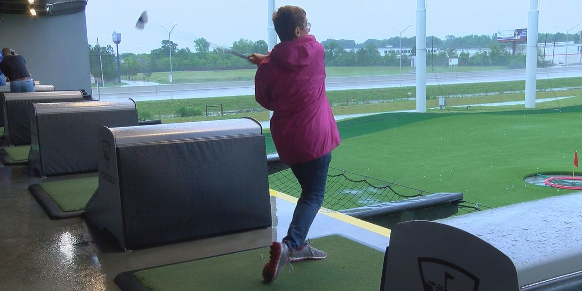 Topgolf Tracer Range opening on Summer Avenue
