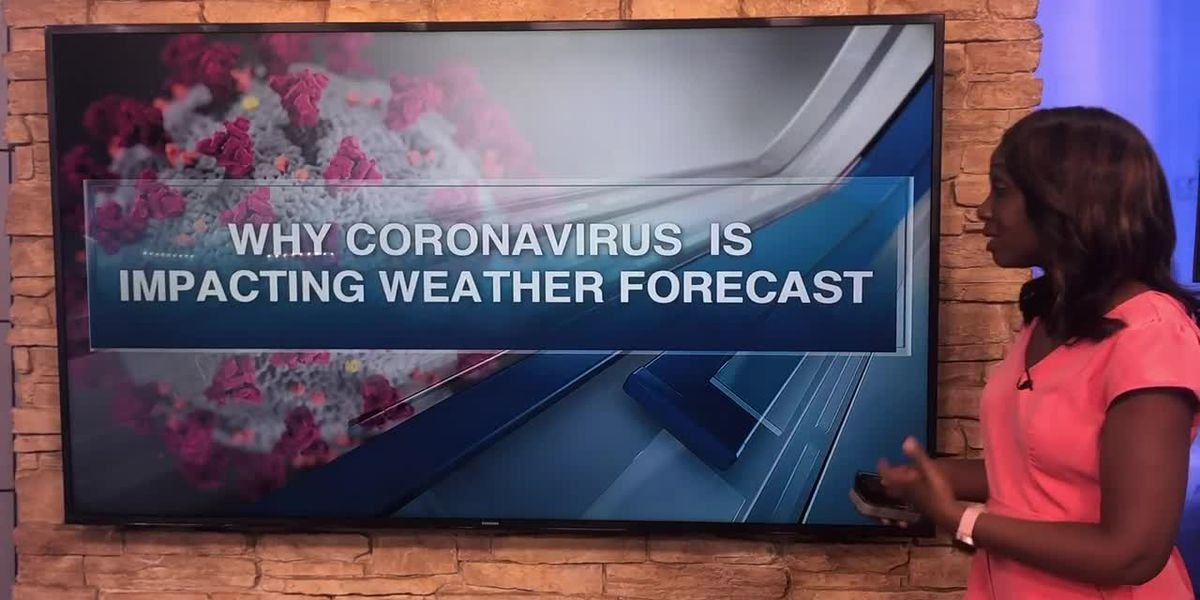 Breakdown: Why COVID has impacted weather forecasts