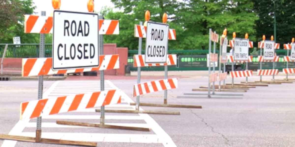 Riverside Drive closing Thursday through the weekend for RiverArtsFest