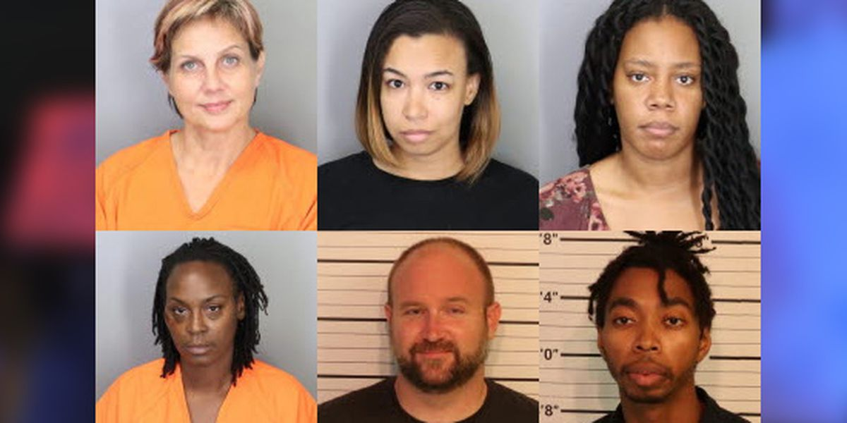 6 arrested during protest of officer-involved shooting