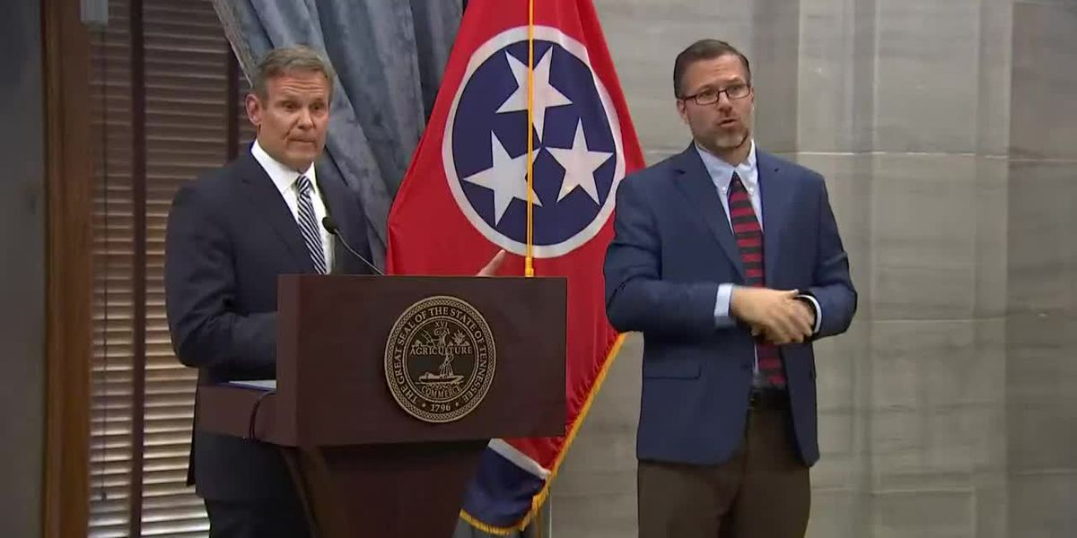 Gov. Bill Lee optimistic about having college football in Tennessee