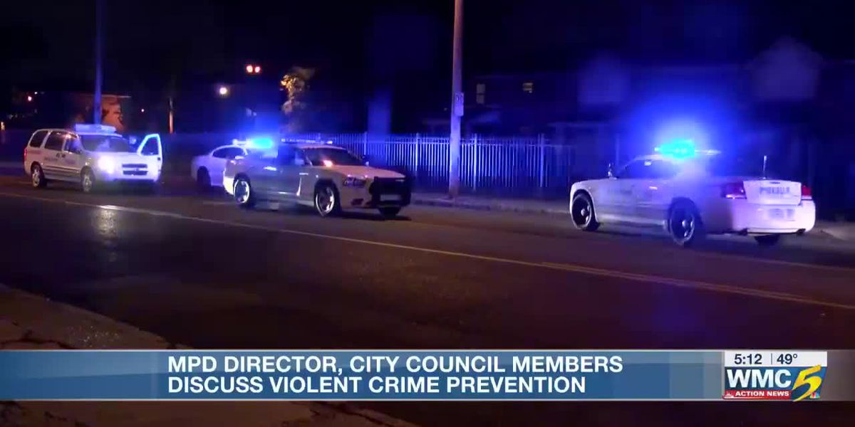 MPD director updates council on homicides, gangs and illegal street racing