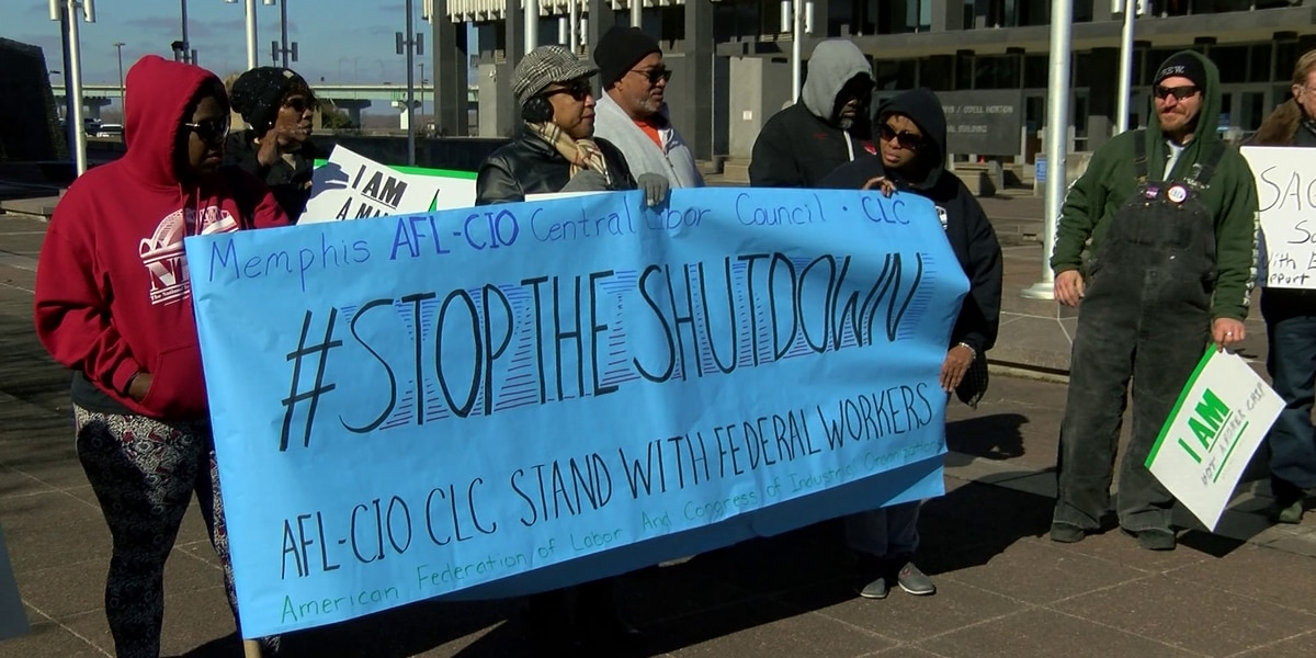 Federal workers react to shutdown temporarily ending