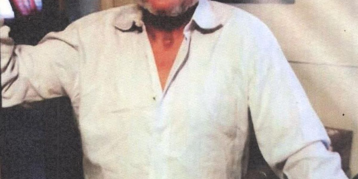69-year-old man with dementia missing