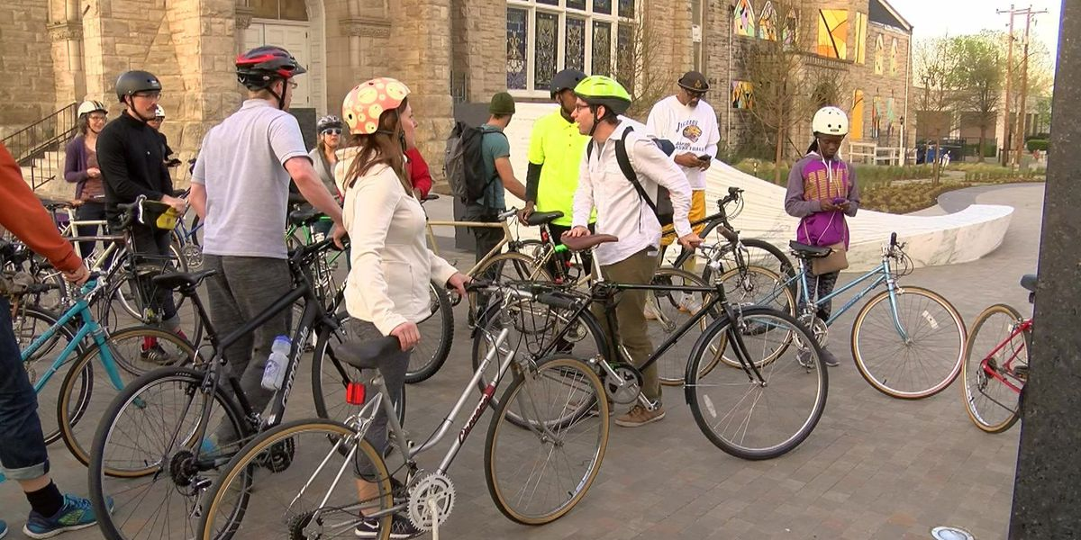 Teens explore Memphis with bike ambassador program