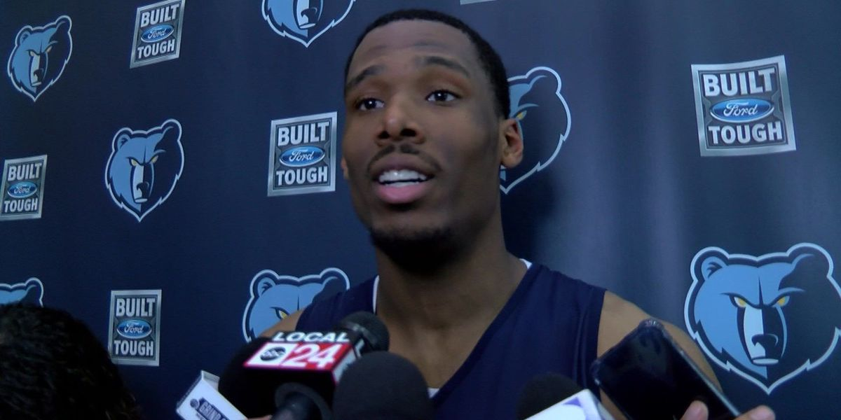 Memphis native makes case for shot with Grizzlies