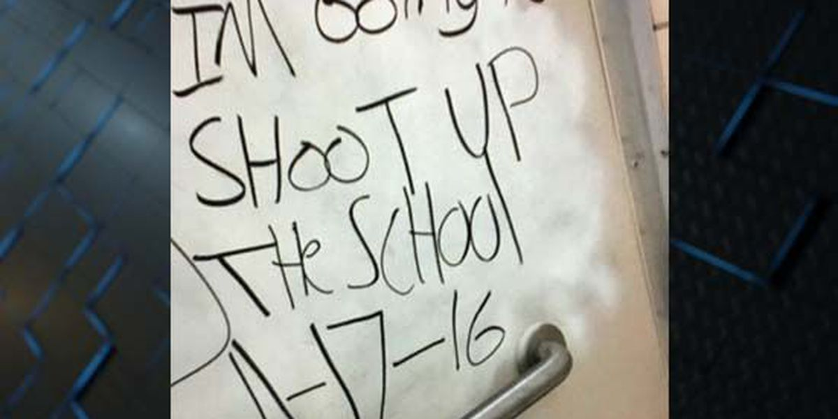 Officers at WSHS to ease fears following threat