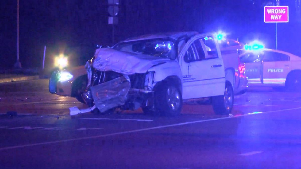 Police investigate deadly crash at busy intersection overnight