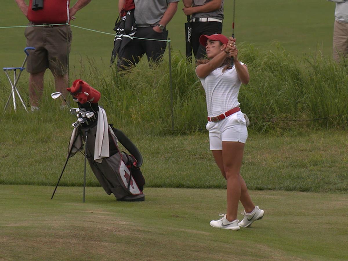 Arkansas golfer Maria Fassi wins NCAA Individual Championship