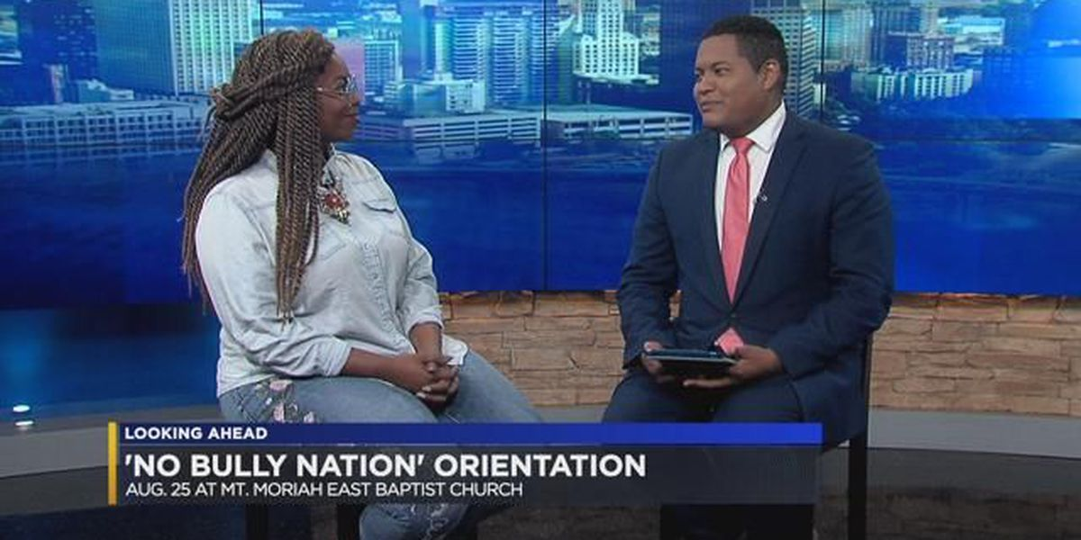 No Bully Nation aims to help teen girls overcome the effects of bullying