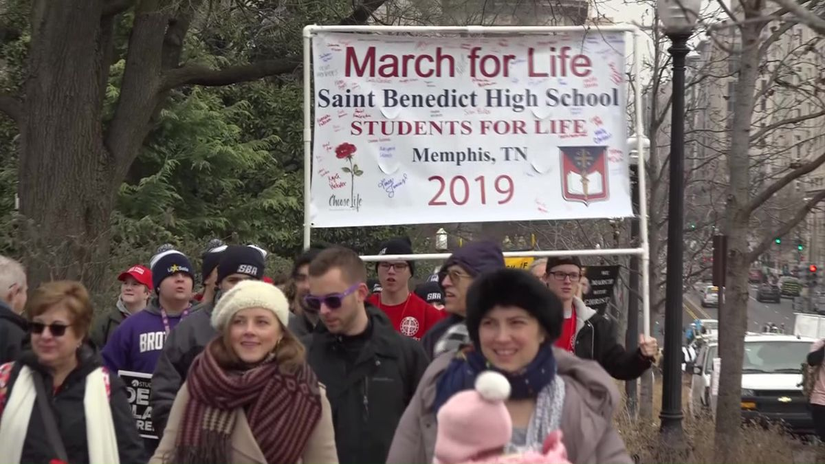 Mid-South students participate in annual March for Life