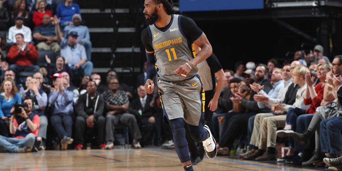 Grizzlies beat Rockets 126-125