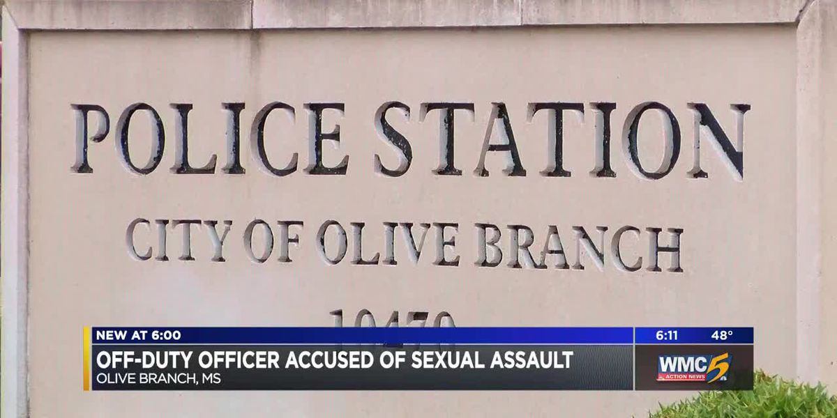 Off-duty officer accused of sexual assault