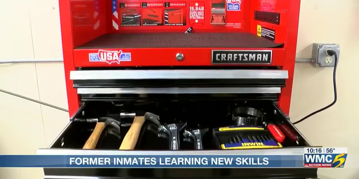 New Small Engine Repair Center looks to teach ex-inmates new skill