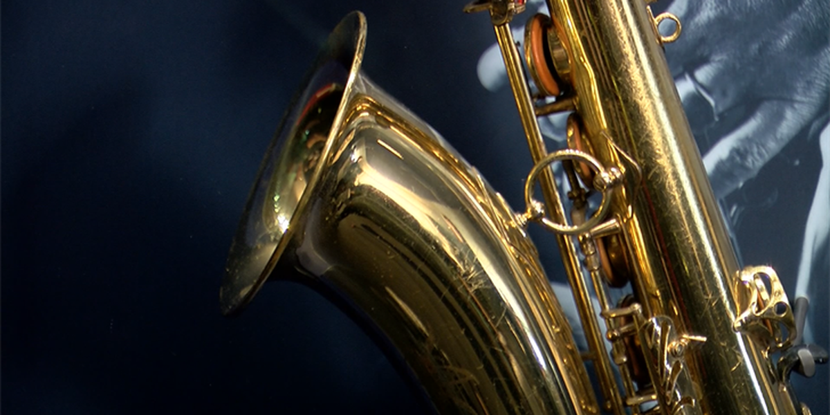 New saxophone exhibit at NCRM honors last person to speak with MLK
