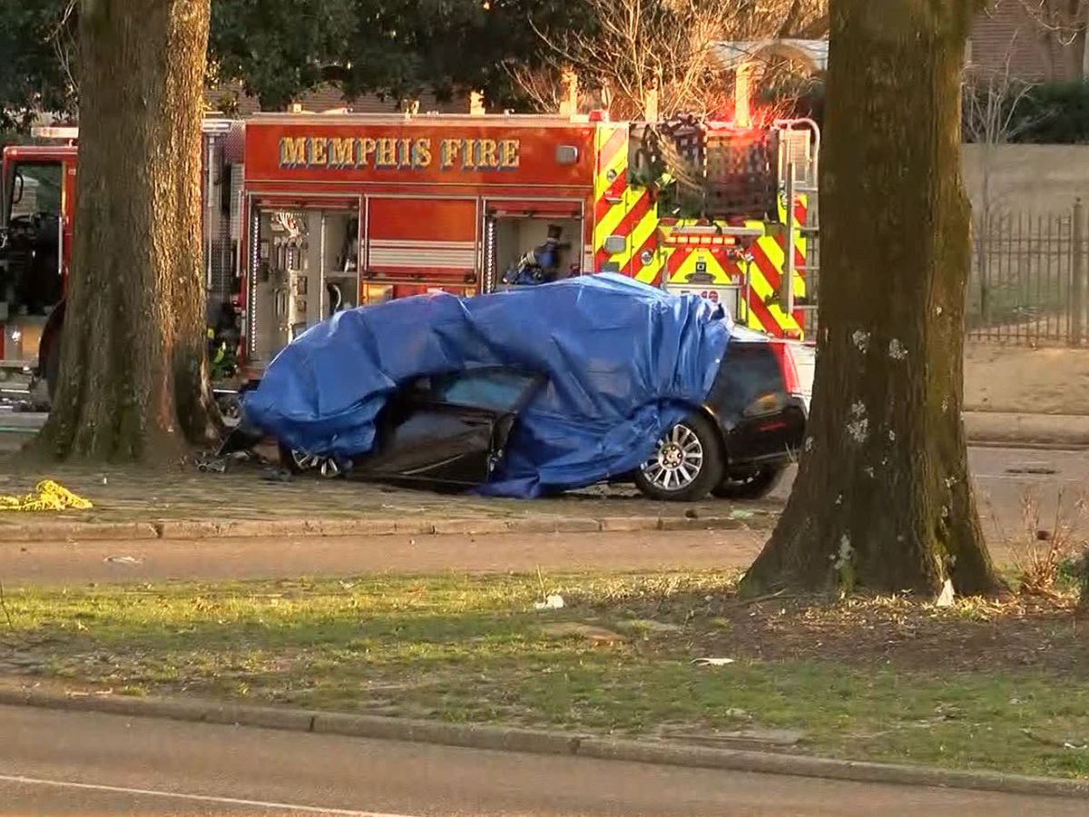 Police identify victims killed in fiery Midtown crash