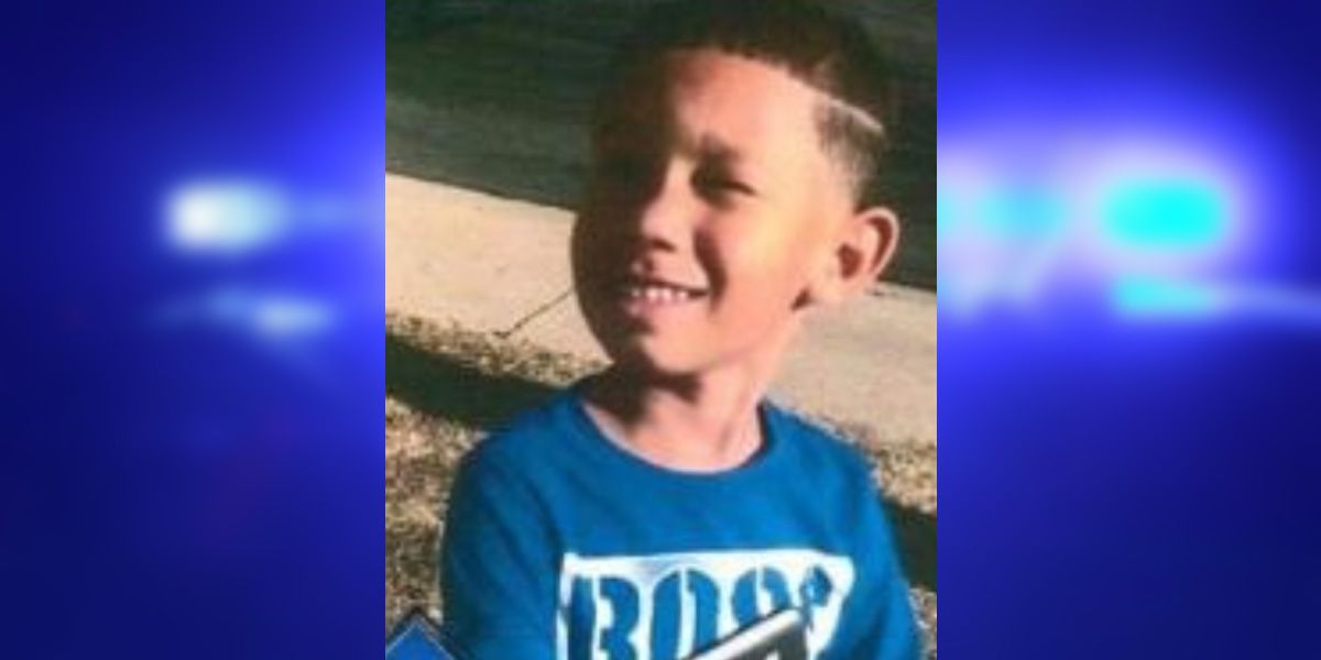 Ark. Amber Alert canceled, 6-year-old boy found safe