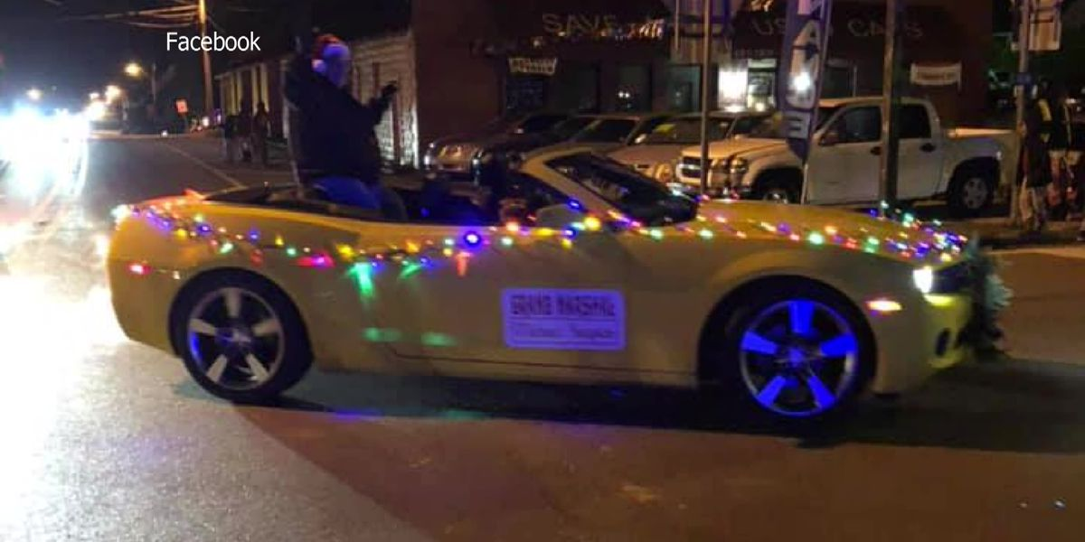 Sex offender named grand marshal in Sardis' Christmas parade