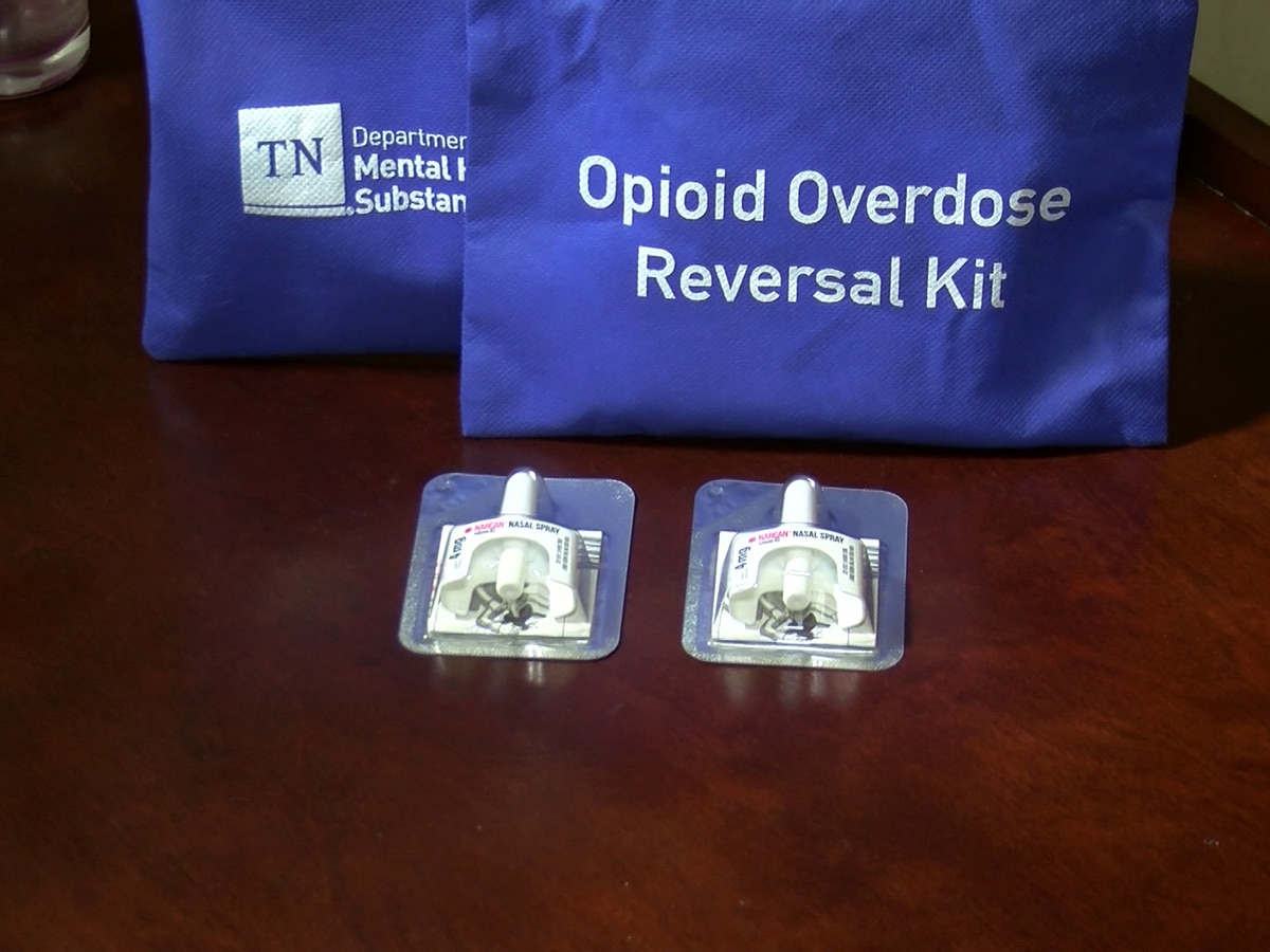 Shelby County sees spike in opioid overdoses