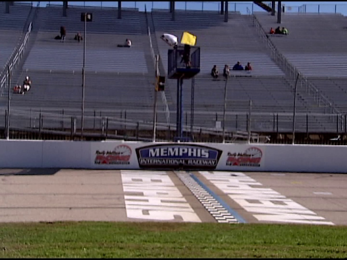 ARCA Menard racing series championship in Memphis this weekend