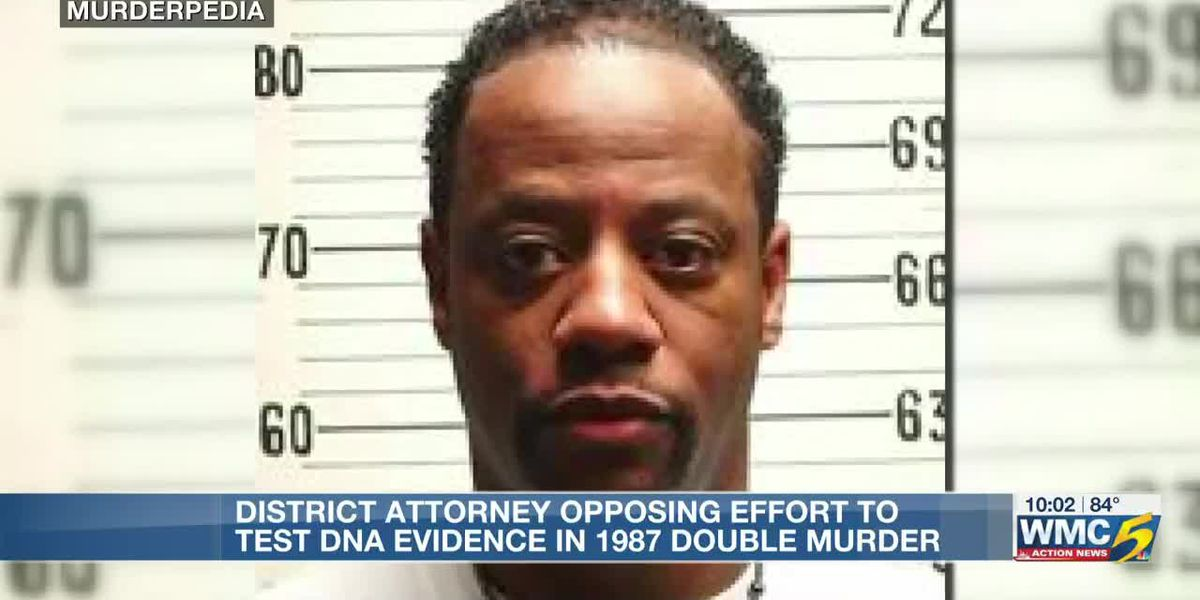 Shelby County DA opposing effort to test DNA evidence in 1987 double murder