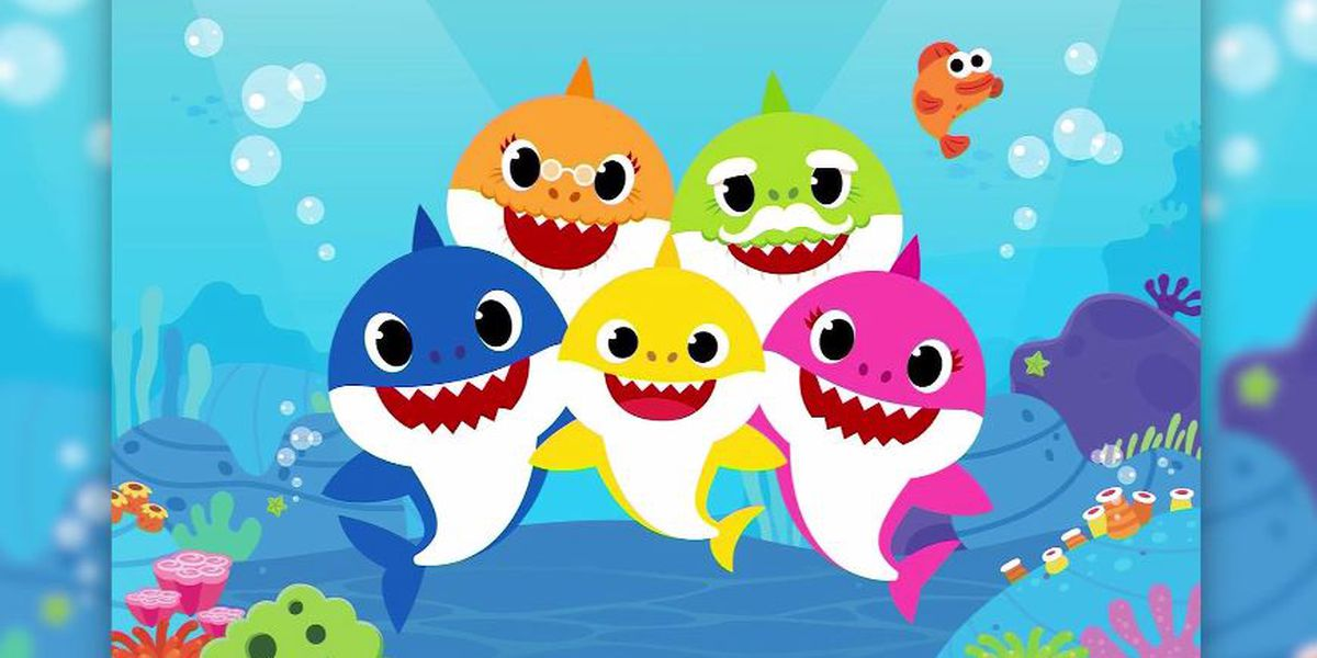 """Baby Shark Live"" is set to launch a 100-city tour in North America this fall."