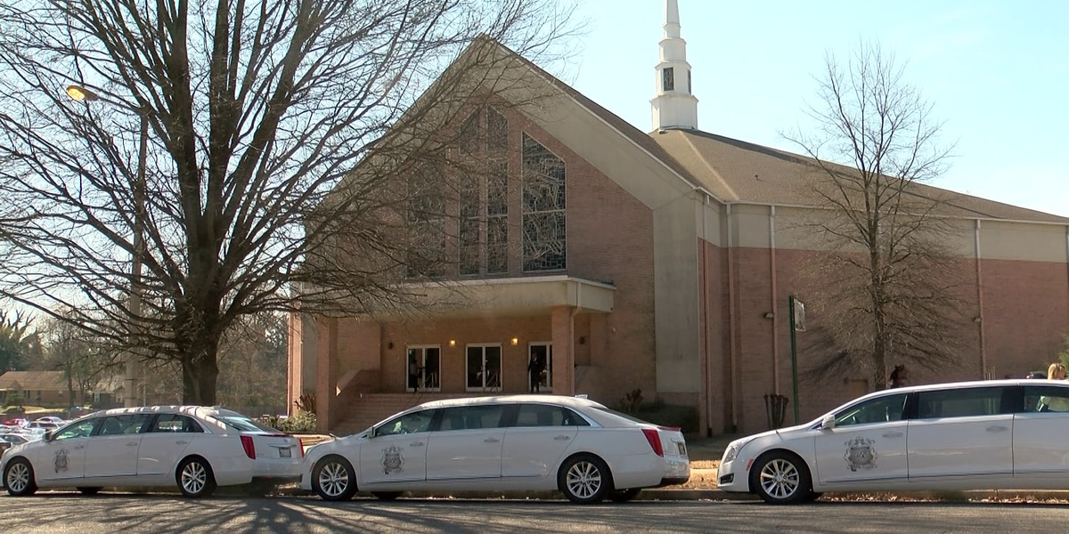 New Salem Missionary Baptist Church hosts funeral for M.J. Edwards