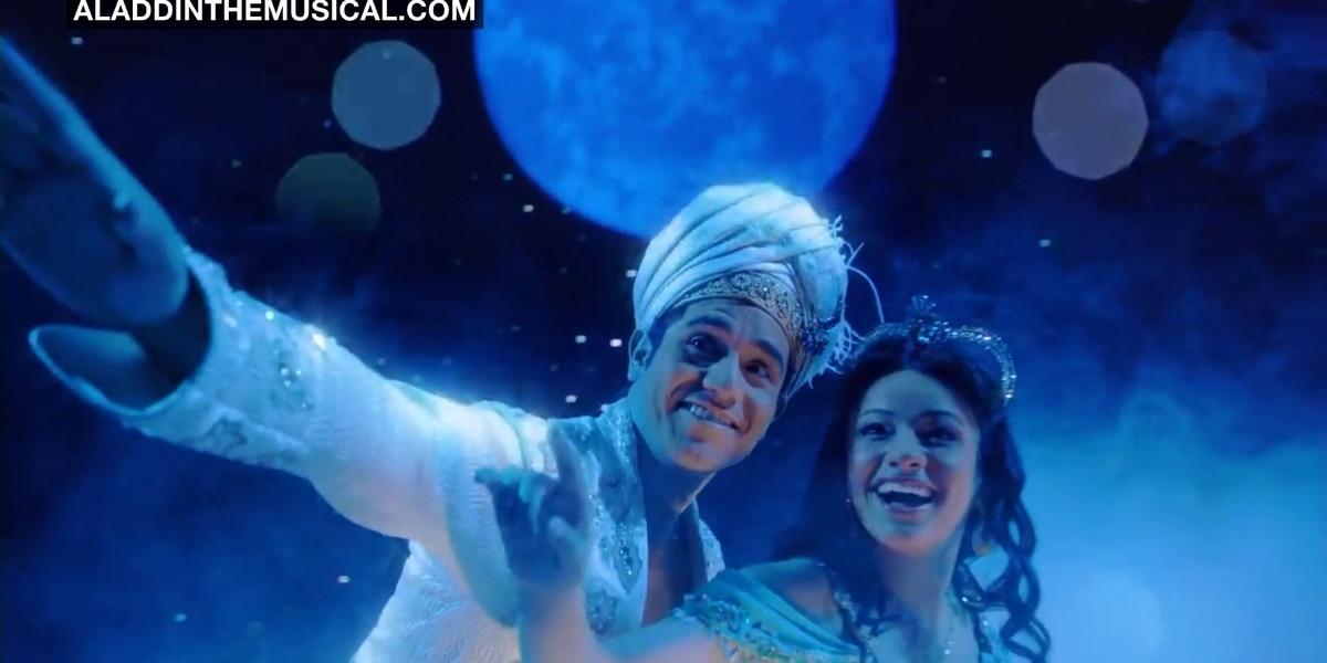 'Aladdin' creates a whole new world at the Orpheum Theatre