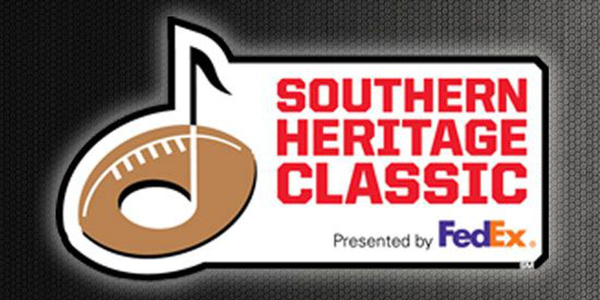 Southern Heritage Classic kicks off on Thursday