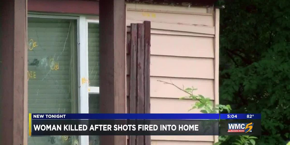 Woman killed after shots fired into home