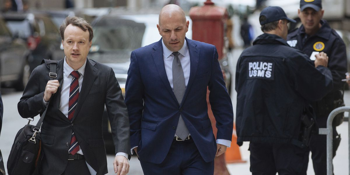 2 plead not guilty to conspiring with Giuliani associates