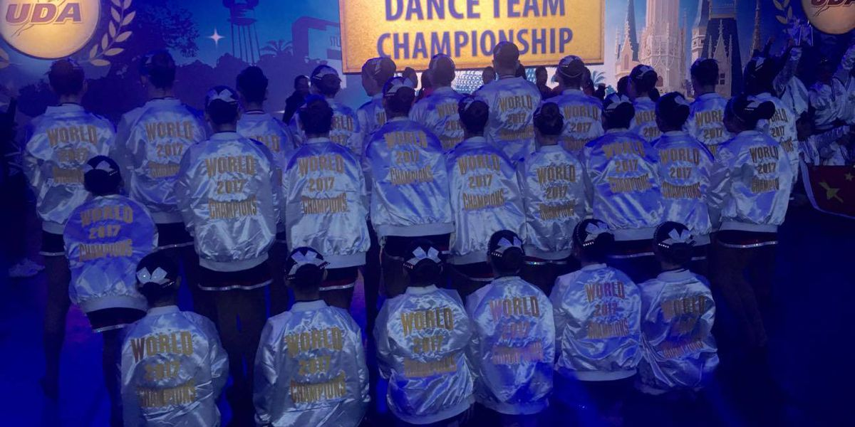 Dance team brings world championship to Memphis