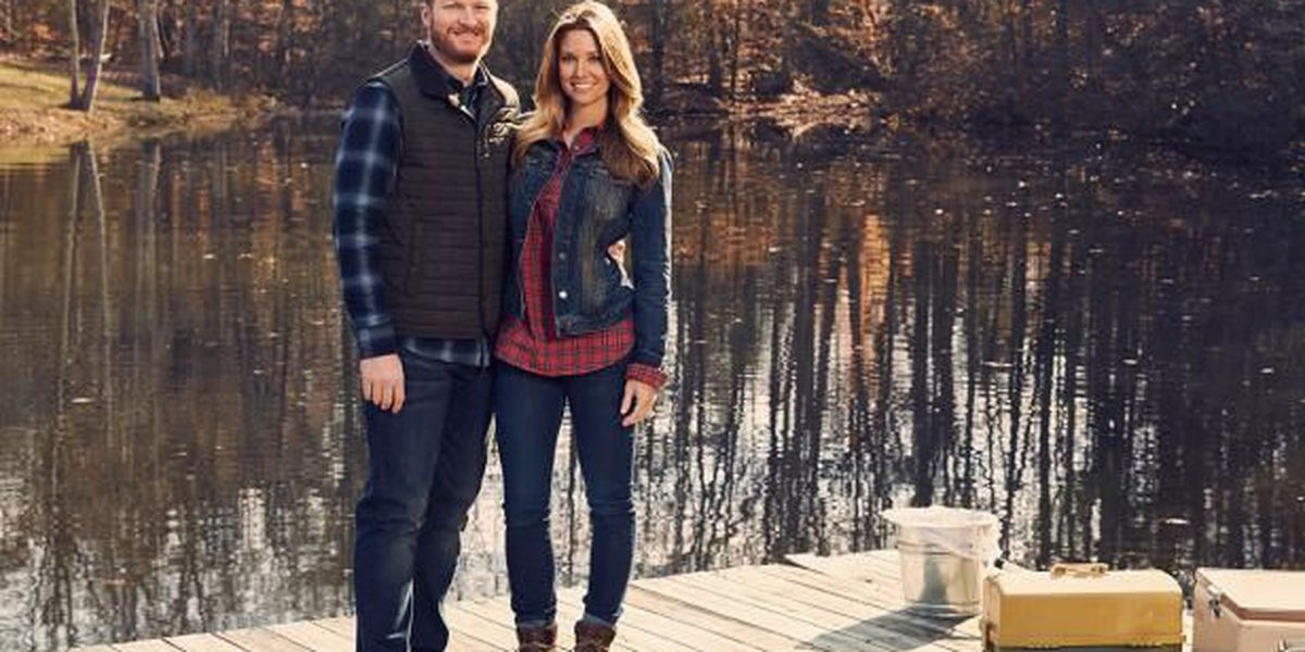Dale Jr. to co-host home improvement show with wife