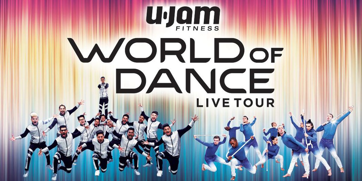 Enter to win a 4-pack of tickets to World of Dance Live tour