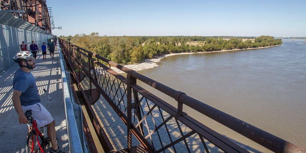 Arkansas side of Big River Crossing to close for flood concerns
